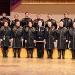 Konzert der Bolschoi Don Kosaken